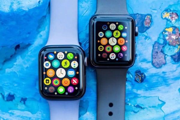 Chế độ hiển thị của Apple Watch series 5 có nhiều tính năng mới