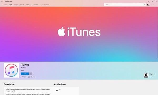 Xóa và khôi phục bằng iTunes