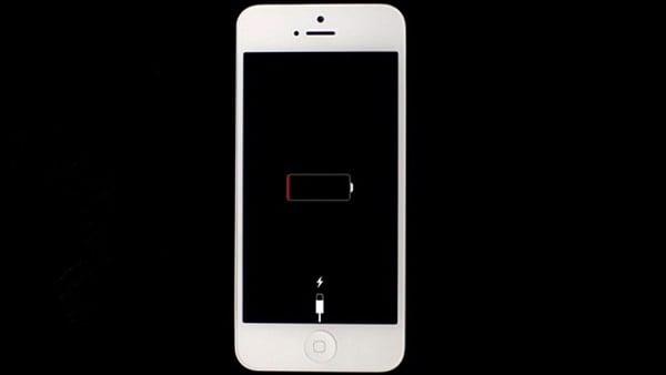 iPhone sạc không lên pin