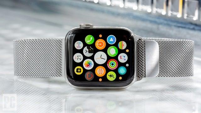 Tuổi thọ pin của Apple Watch Series 4 không thay đổi