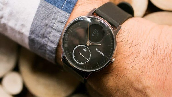 (Withings Steel HR)
