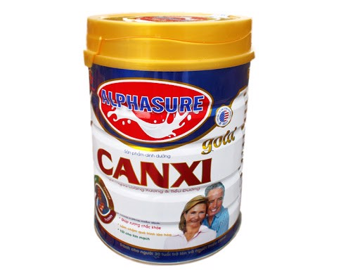 alphasure canxi gold 900g