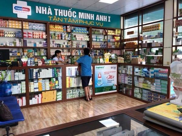 Minh Anh Pharmacy