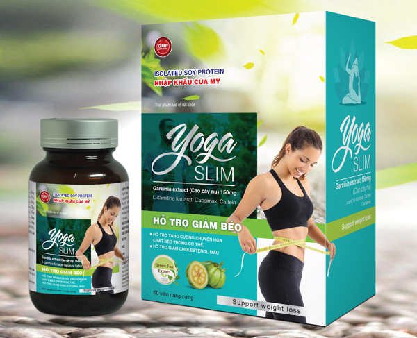 yoga slim giam can