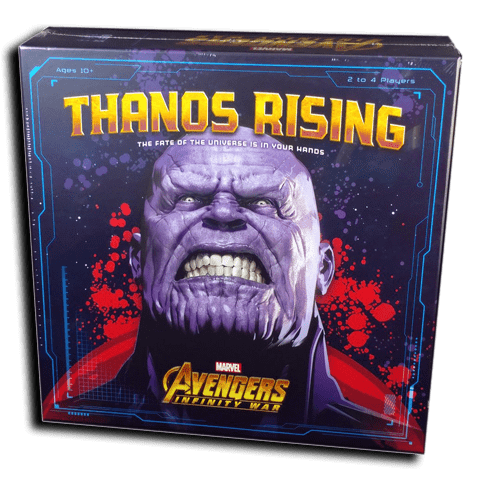 ReView THANOS RISING - AVENGERS: INFINITY WAR