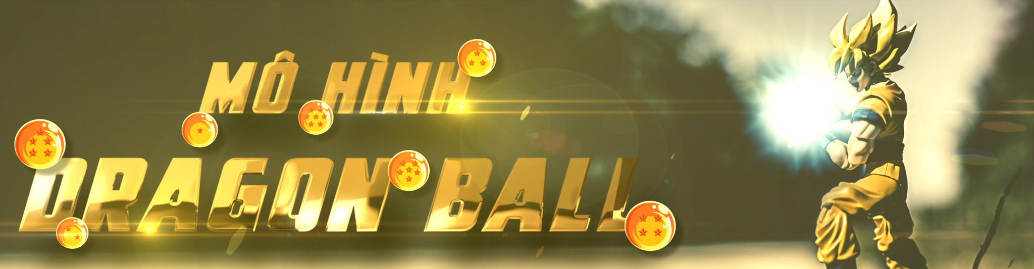 MÔ HÌNH DRAGON BALL