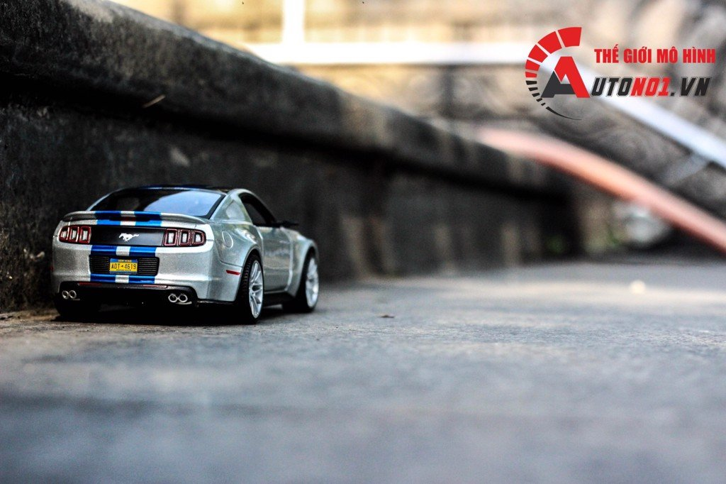 MÔ HÌNH XE FORD MUSTANG GT500 NEED FOR SPEED 2014 1:24 MAISTO 5281