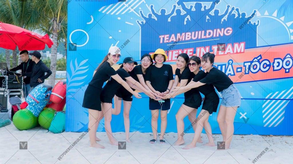 Backdrop team building 6