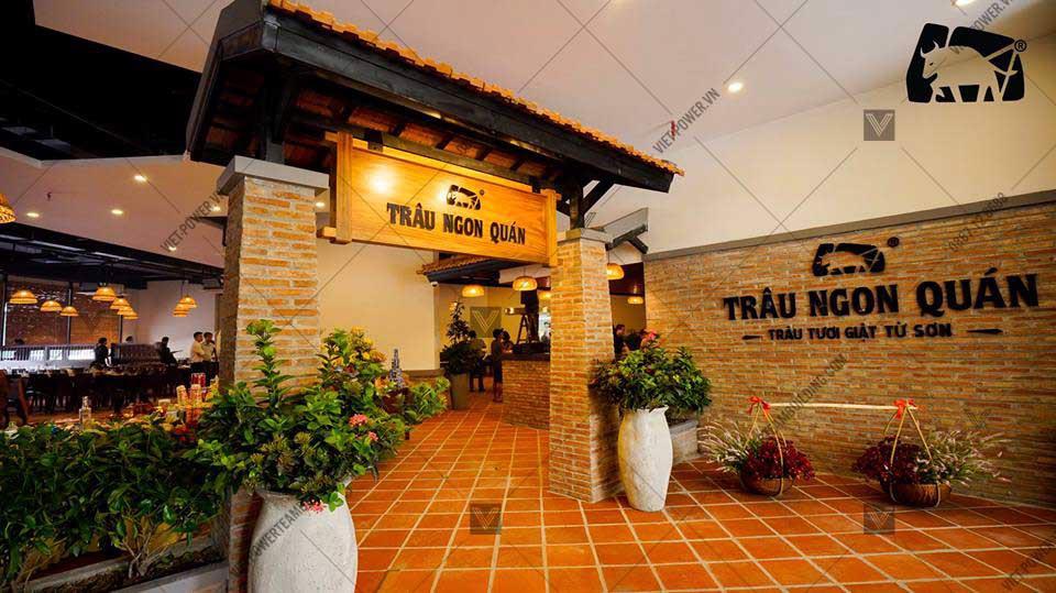 Địa điểm tổ chức year end party tại Hà Nội