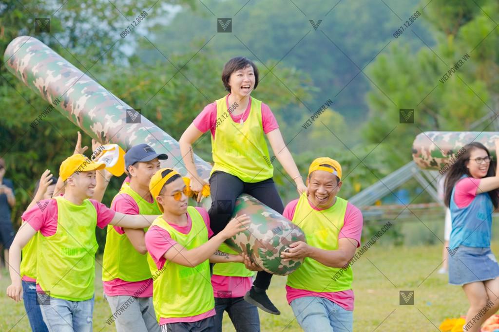Tổ chức Teambuilding tại Đà Nẵng