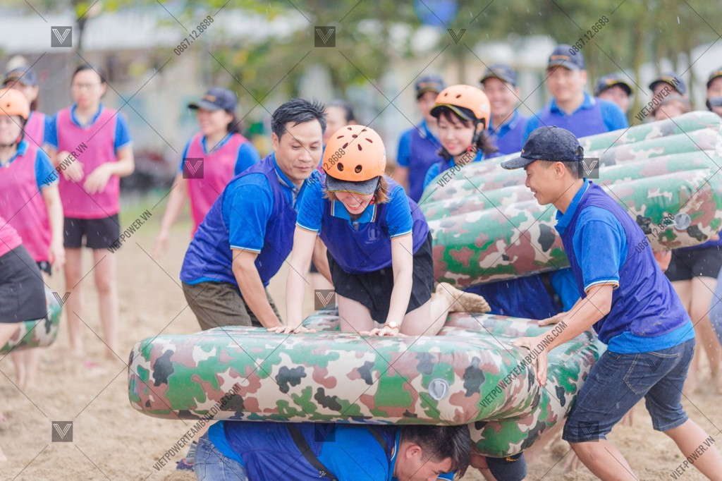 Teambuilding Bảo Việt Life