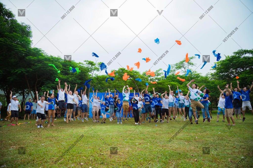 Teambuilding Resort Viet CapitalBank - Cúc Phương Ninh Bình