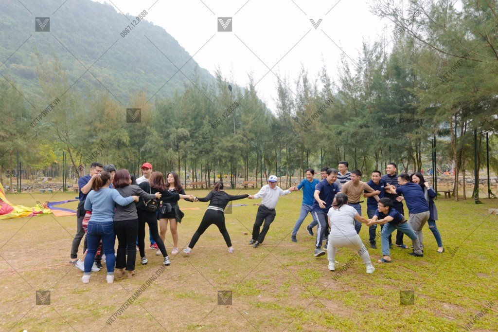 teambuilding resort