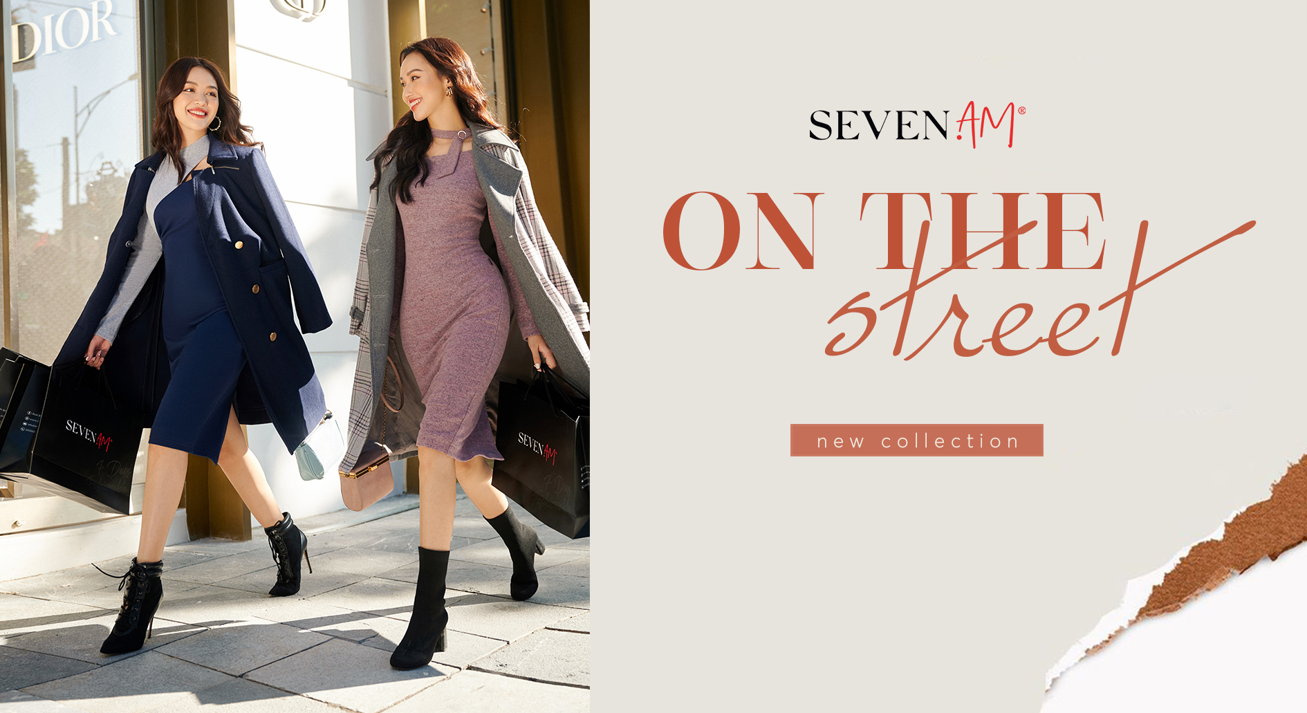 ON THE STREET 2 - NEW COLLECTION