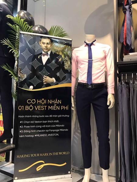 áo vest nam công sở tphcm