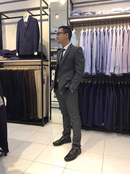 áo vest nam hàn quốc tphcm