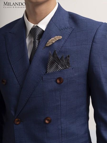 bộ quần áo vest nam đẹp