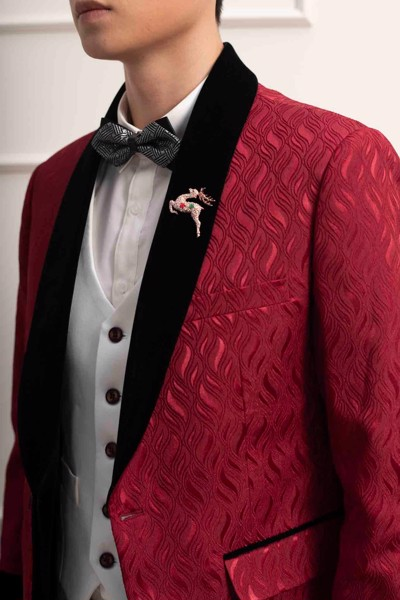 các mẫu áo vest nam