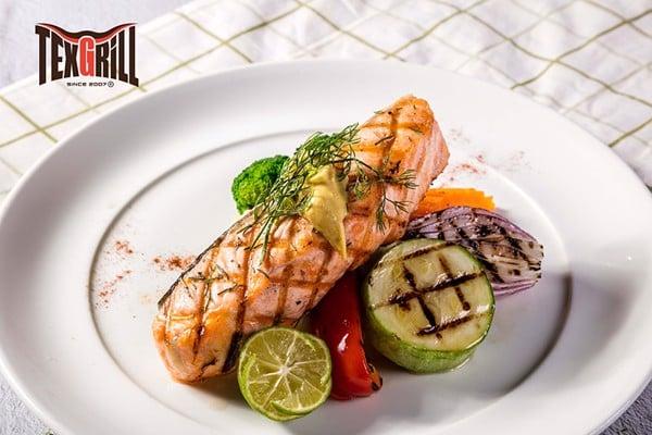 Texgrill có thực đơn seafood siêu ngon cho các bạn lựa chọn