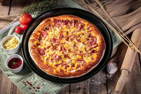Pizza bò - Món sang của tuổi thơ