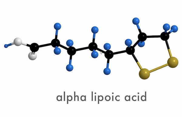 Alpha Lipoic acid (ALA) là gì Có tác dụng gì trong mỹ phẩm dưỡng da