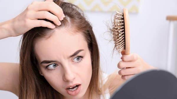 Cách trị tóc bị thưa mỏng, rụng tóc