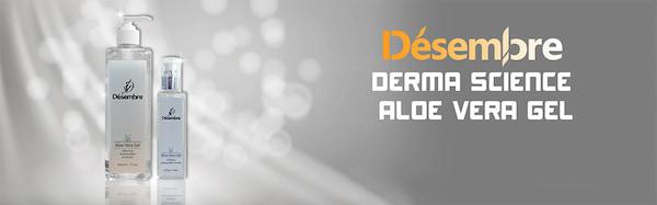 Desembre Derma Science Aloe Vera Gel