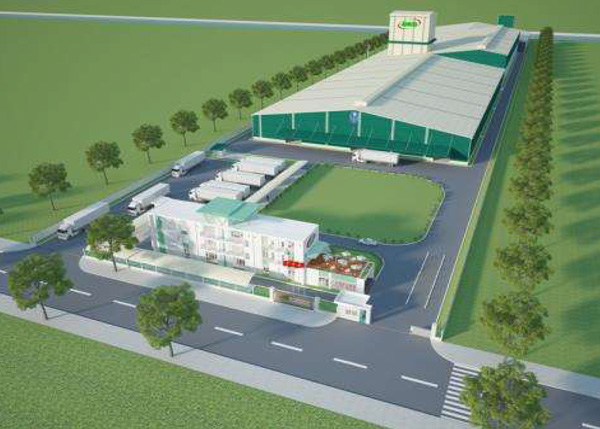 Lắp đặt hệ thống Timer cho nhà xưởng tại Công ty TNHH MTV Chăn nuôi Việt Hùng