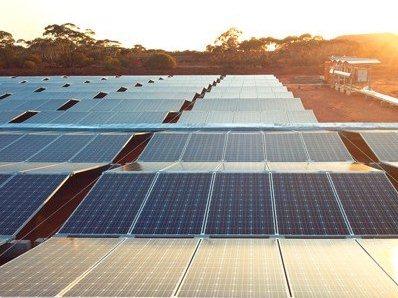 Pin năng lượng mặt trời Coteccons
