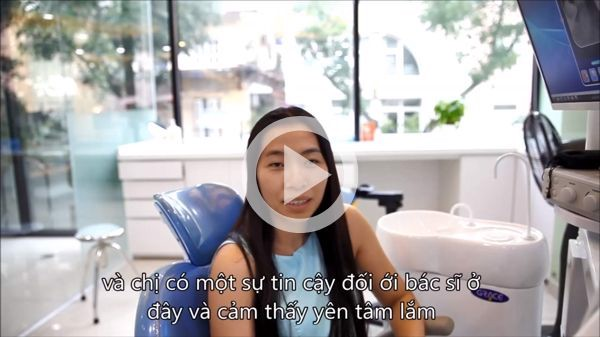 Ms. Pham Phuong Anh - Implant patient