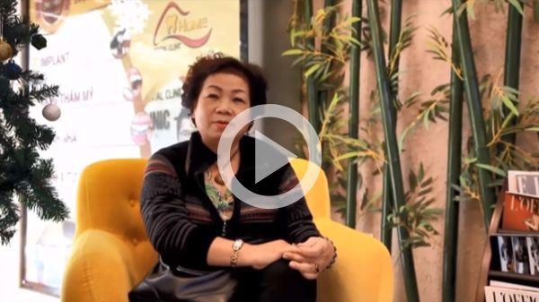 Ms. Tran Thi Huan - Implant patient