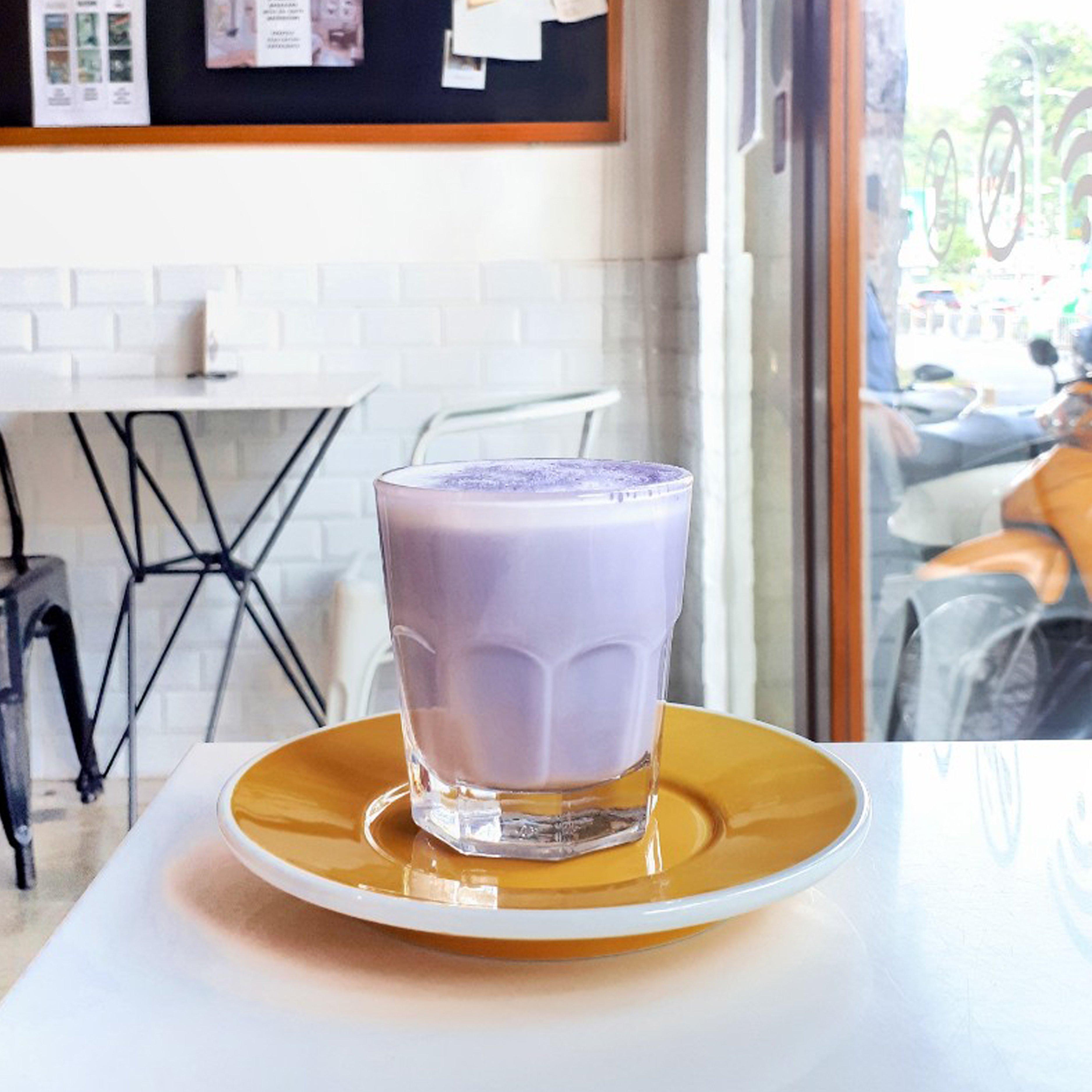 Đặc sản của Saigon Siblings - Taro Latte