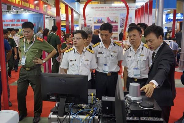 HCOM tham gia triển lãm quốc phòng an ninh DSE Việt Nam từ 2-4/10/2019