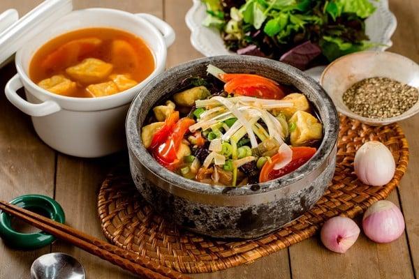 Ăn chay giúp giảm cholesterol trong máu