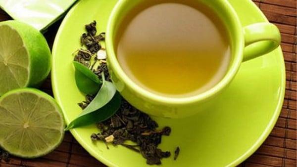 Cách làm trà xanh không độ tại nhà