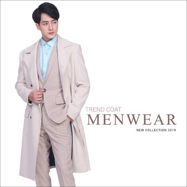 MAY10 FALL WINTER COLLECTION - MENWEAR
