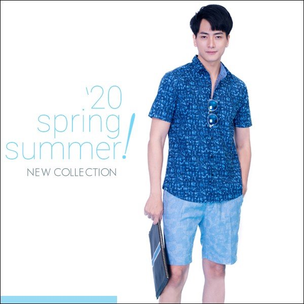 MAY10 SPRING-SUMMER COLLECTION 2020- MENWEAR
