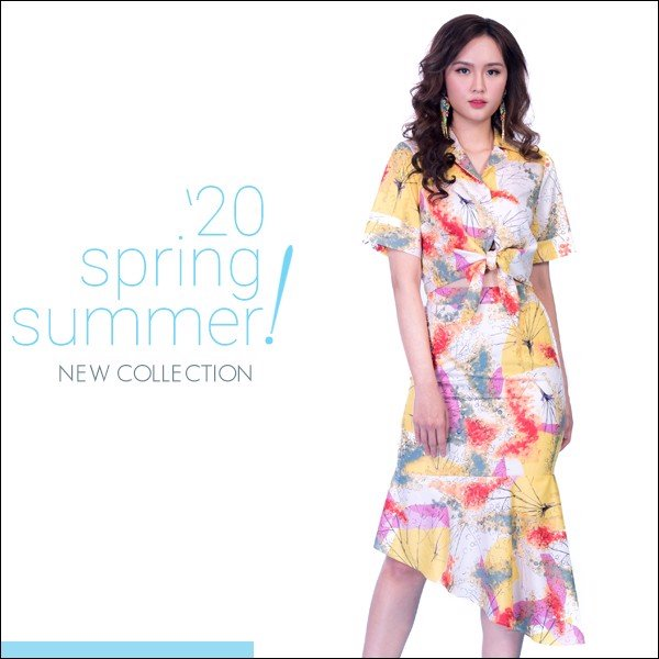 MAY10 SPRING-SUMMER COLLECTION 2020- WOMANWEAR