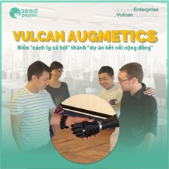 VULCAN AUGMETICS - THINGS MOVE FAST, WE MOVE FASTER!