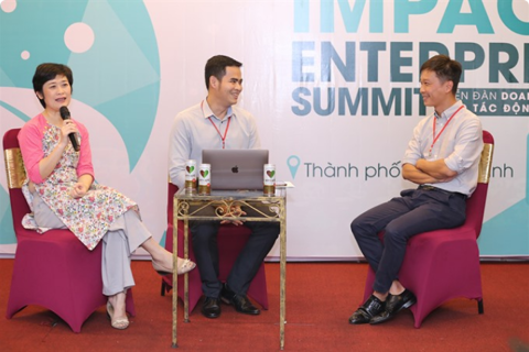 Vietnamnews – Business world talks Impact enterprises