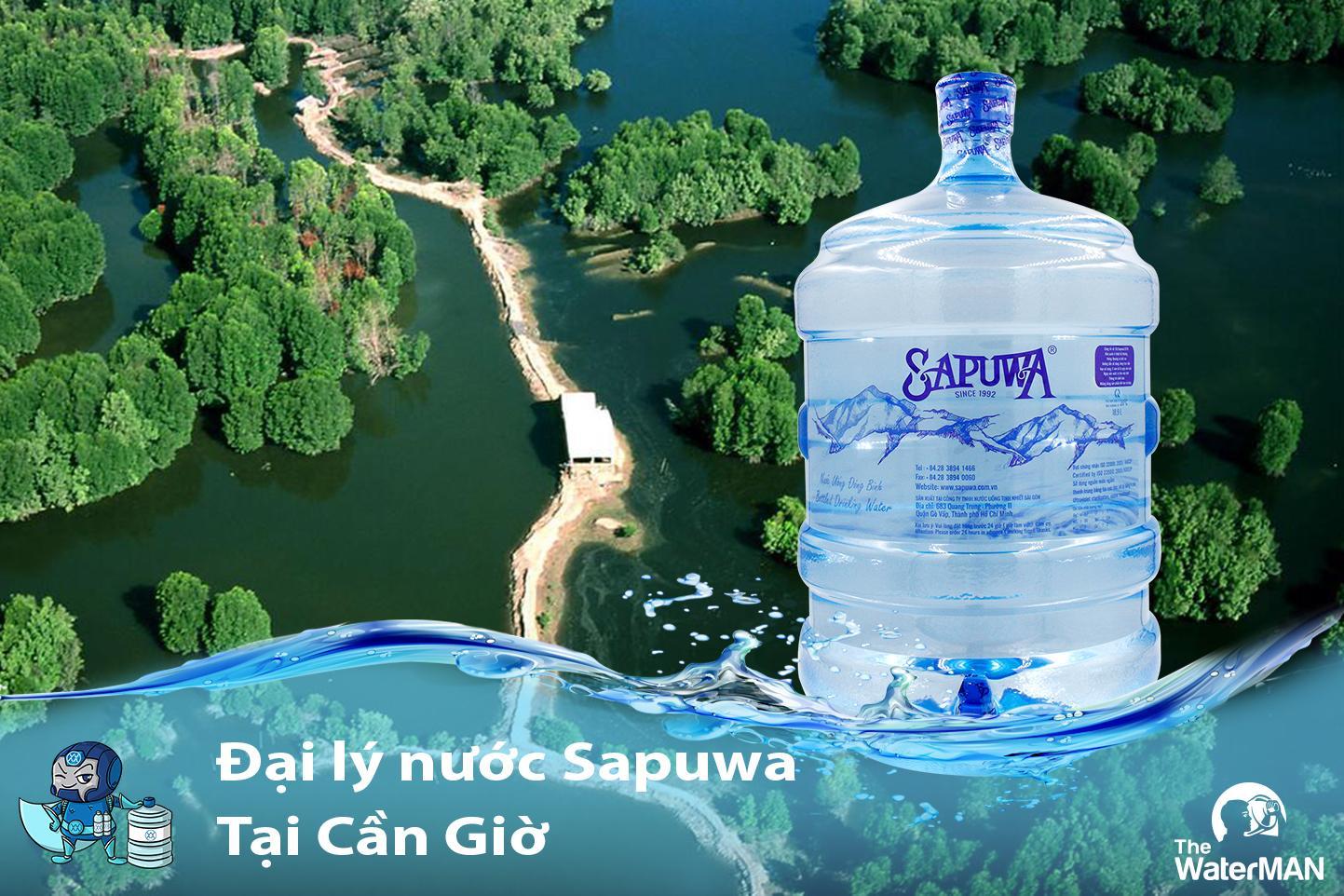 Đại Lý Nước Tinh Khiết Sapuwa Huyện Cần Giờ
