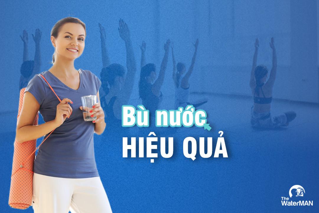 Tập yoga không bị mất nước, bạn đang sai lầm