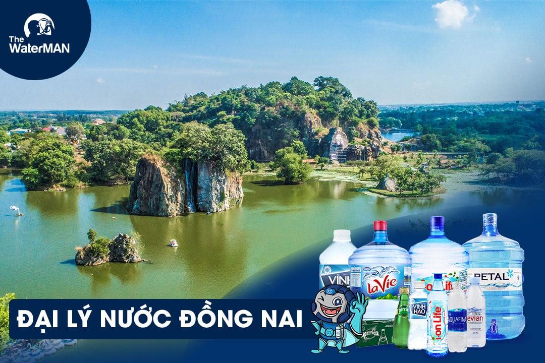 Đại lý nước uống tỉnh Đồng Nai