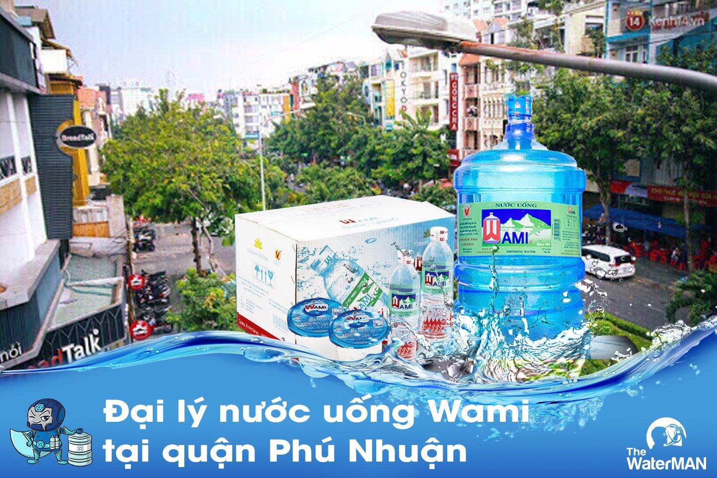 Đại Lý Nước Tinh Khiết Wami Quận Phú Nhuận