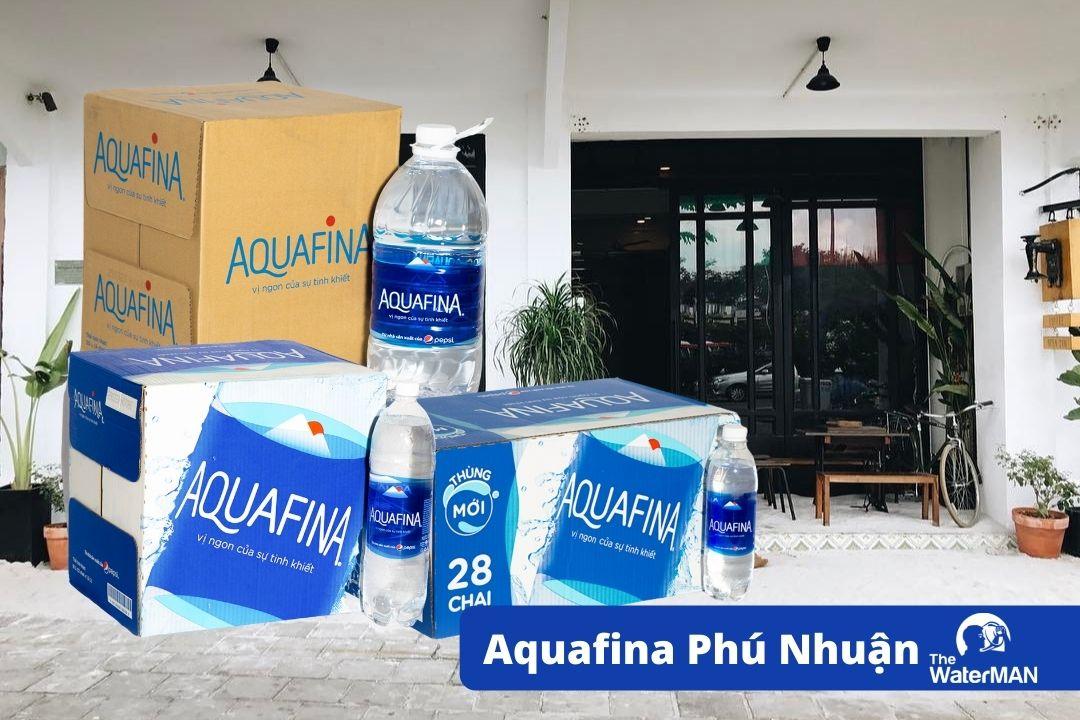 Đại Lý Nước Tinh Khiết Aquafina  Quận Phú Nhuận