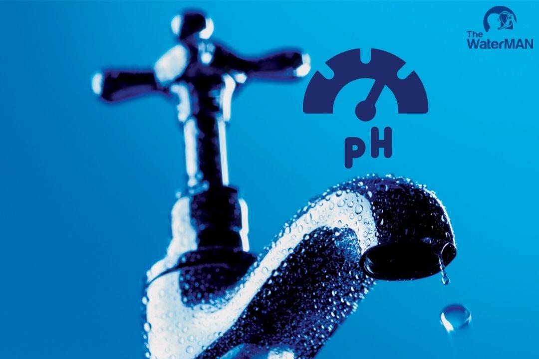 Nước sinh hoạt có độ pH là bao nhiêu?