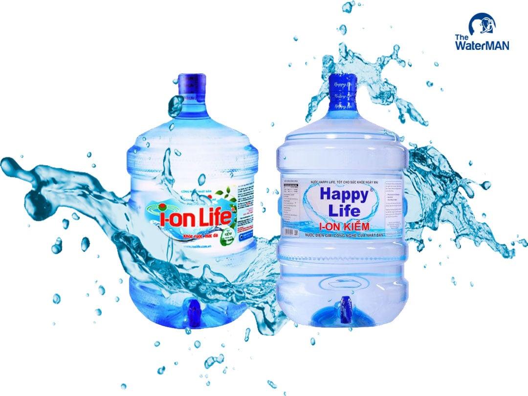 Nước kiềm ion Life và Happy Life có gì khác biệt?