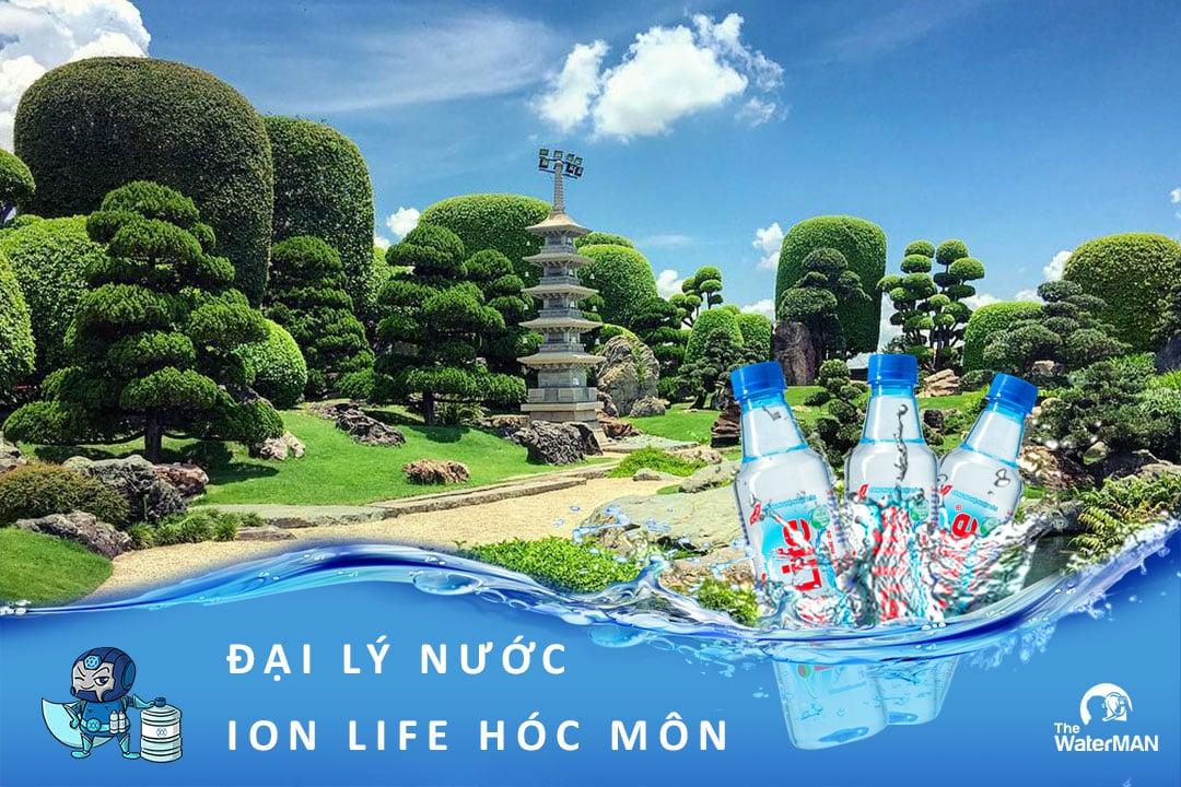 Đại Lý Nước Kiềm Ion Life Huyện Hóc Môn
