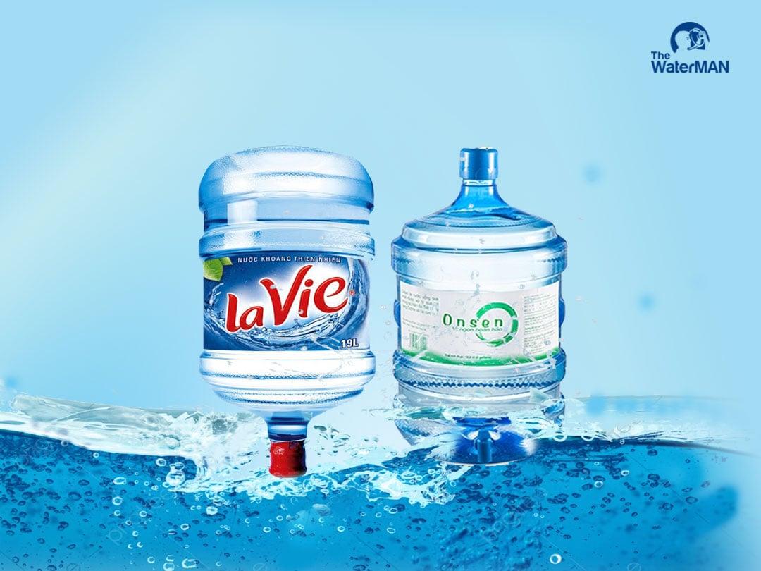 Nên chọn mua nước khoáng Lavie hay Onsen?