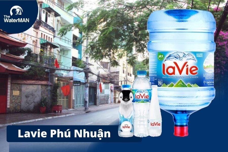 Đại Lý Nước Khoáng Lavie Quận Phú Nhuận